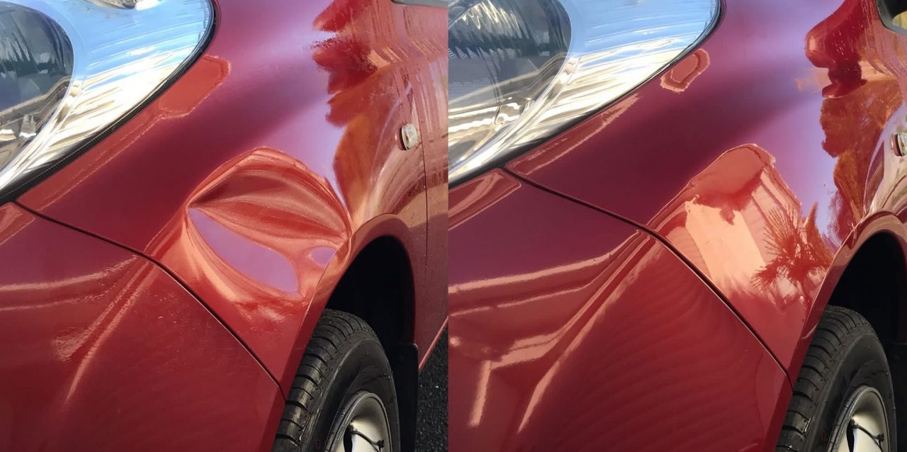 paintless dent repair sutton